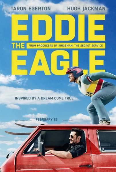 EDDIE - THE EAGLE