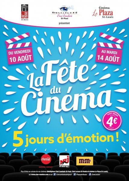FETE DU CINEMA 2018