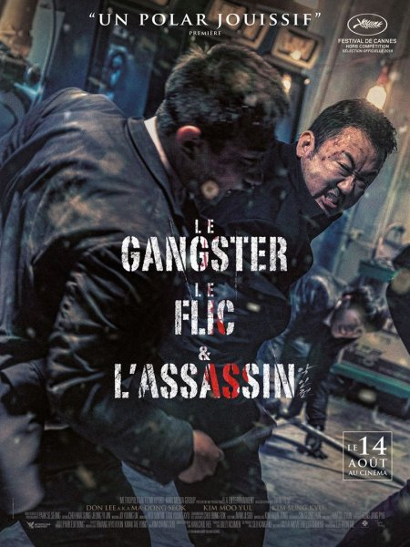 LE GANGSTER, LE FLIC & L'ASSASSIN