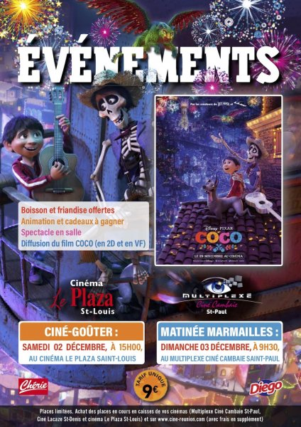 MATINEE MARMAILLES : COCO