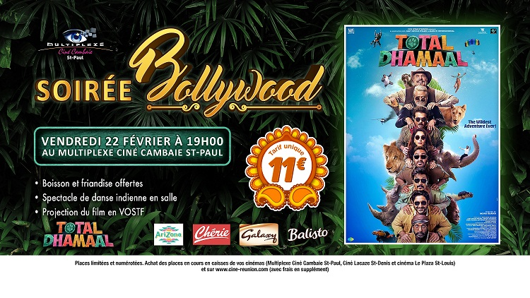 SOIREE BOLLYWOOD